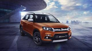 Maruti Suzuki Vitara Brezza AMT 2018 Review and test drive