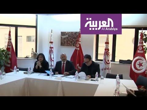 تفاقم أزمة نداء تونس مع حكومة الشاهد  - 23:21-2018 / 8 / 18