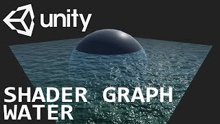 Download Basic Water Using Shader Graph In Unity MP3, MKV