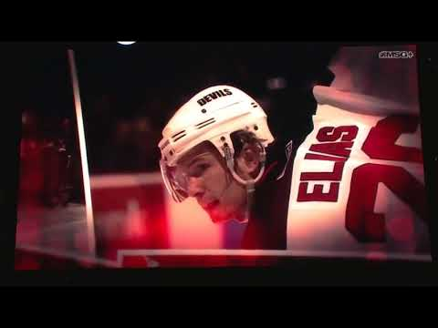 2/24/18 Patrik Elias Full Retirement Ceremony