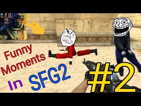 Funny Moments On Special Forces Group 2 #2