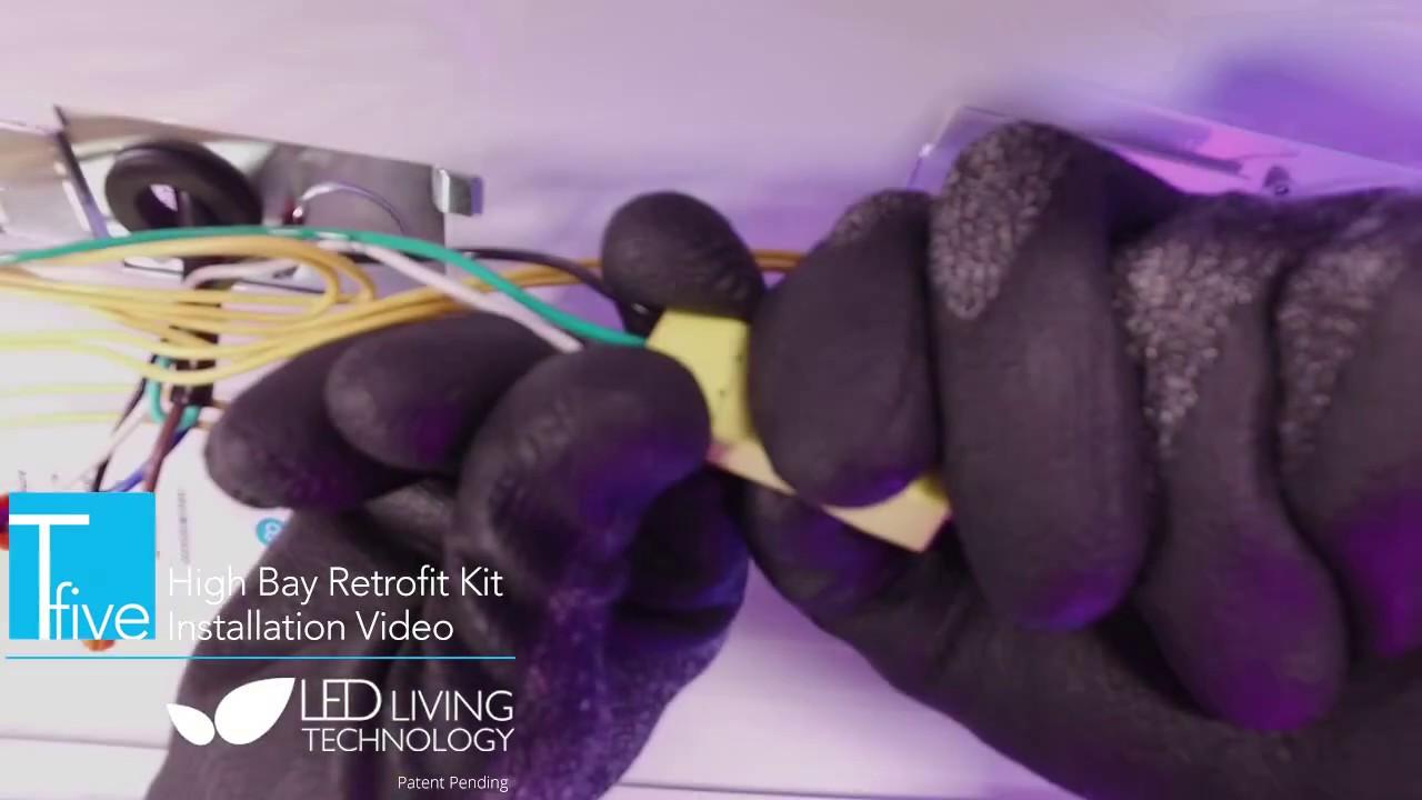 Tfive Installation Video