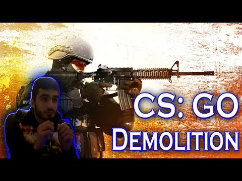 Counter Strike Global Offensive - Demolition - Epic