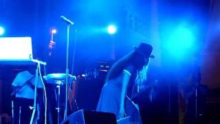 HD - Erykah Badu - Bag Lady (live) @ Nova Jazz Festival, Wiesen 2011