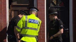 Officials hunt for possible accomplices in Manchester suicide bombing