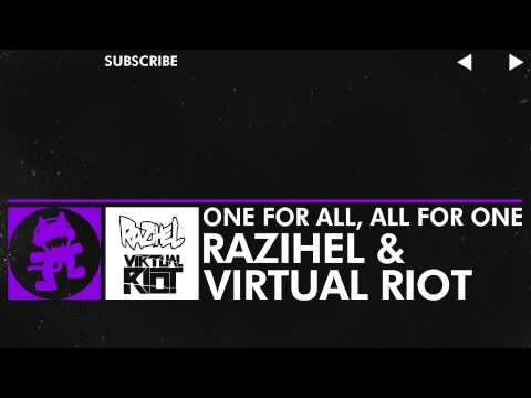 [Dubstep] - Razihel & Virtual Riot - One For All, All For One [Monstercat Release]