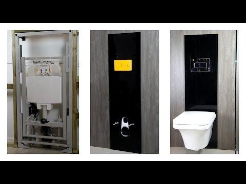 Installation Of Height Adjustable Cistern