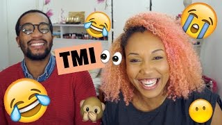 TAG My First Time ft JoeFwi⎜ThePrettyUsMU