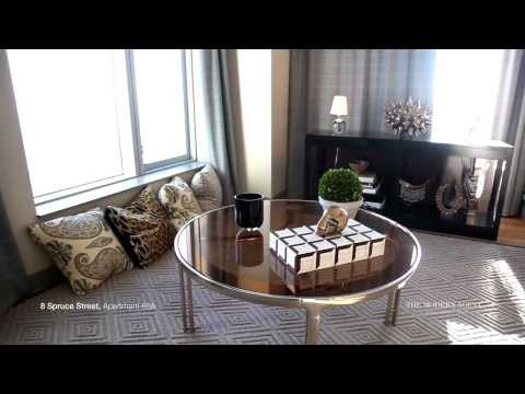 8 Spruce Street, Apartment 68A - 3 Bedroom Living above New York City