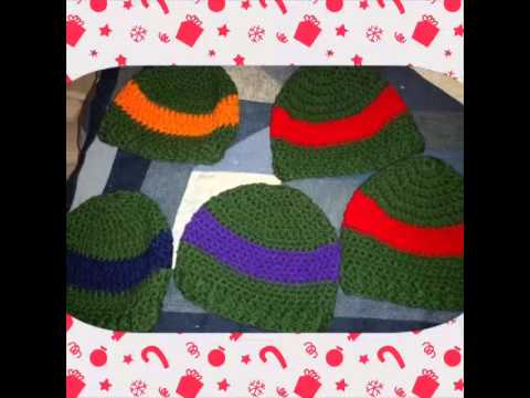 Chochet Tmnt Hats Booties And More By Tennekey Crochet Chronicles