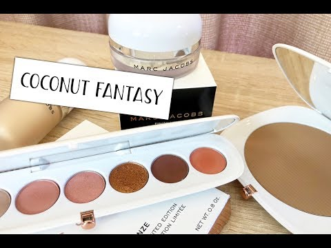 Marc Jacobs Coconut Fantasy Collection: Demo and First Impressions