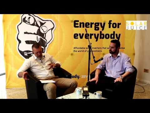 SJ Event, Interview with Andrew Burgess - Solar Juice