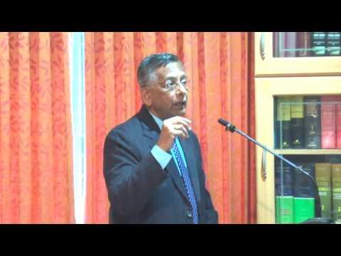 Shri. R. Venkataramani - part 1