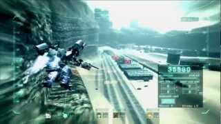 Armored Core V - 8-Man Battle Royal Fun [#ACV]