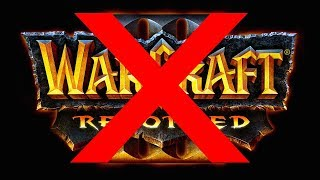 NO COMPRÉIS WARCRAFT III: REFORGED