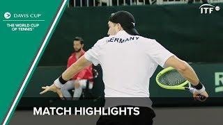 Germany vs Belarus: Day 1 | Davis Cup 2020 Qualifiers: State of Play | ITF