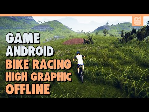 10 Game Android Offline Racing Sepeda Terbaik 2020   High Graphic