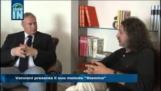 Vannoni presenta il suo Metodo Stamina