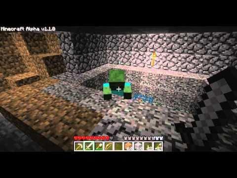 MineCraft Dungeon Party
