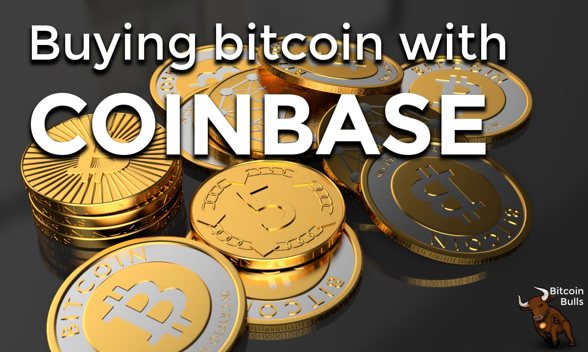 How To Buy Bitcoin With Coinbase