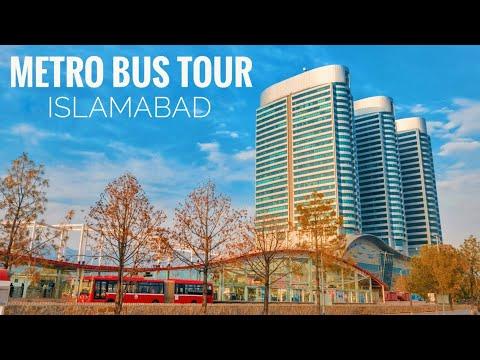 Metro Bus Tour Islamabad (November) 2019 - Expedition Pakistan