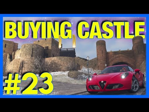 Forza Horizon 4 Let's Play : Buying A Castle!! (Part 23) thumbnail