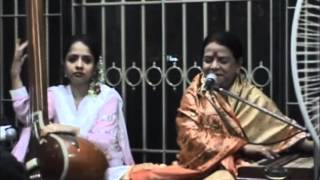 Ka karun sajni aaye na balam... famous thumri sung by Prabhati Mukherjee