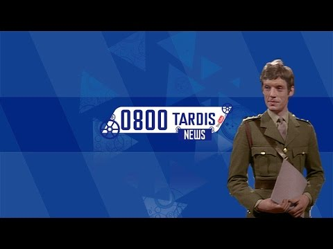 0800 TARDIS News episode 8  - Richard Franklin Interview
