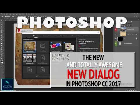 The New New Dialog: Photoshop Beginners Essential Skills