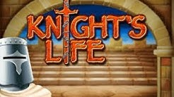 HUGE WIN ON KNIGHTS LIFE ON JOREELS CASINO