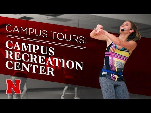 Campus Tours—Campus Rec Center
