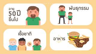 """""""มะเร็งต่อมลูกหมาก"""" เรื่องสำคัญที่ชายไทยต้องรู้"""