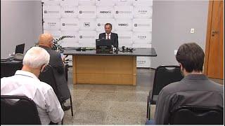 Presidente da Alesc faz balanço do ano legislativo