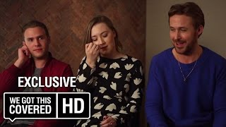 Lost River Interview With Ryan Gosling, Saoirse Ronan And More [HD]