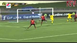 Uganda crashes out of CHAN after draw with  Zimbabwe
