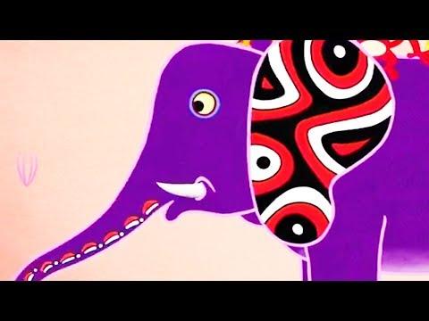 Tinga Tinga Tales Official | Why Elephant Has A Trunk | Tinga Tinga Tales Full Episodes