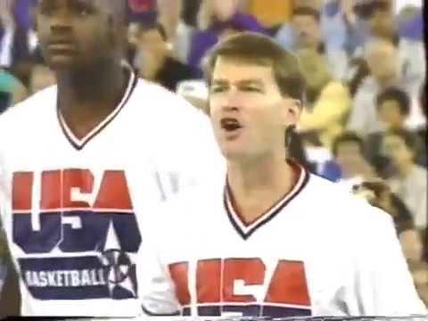 USA Dream Team II v Russia - 1994 FIBA Gold Medal Game