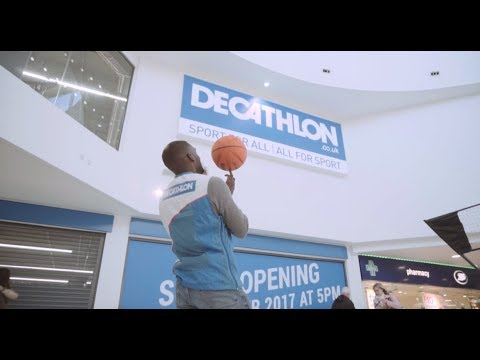 Decathlon UK: High Wycombe Store Opening