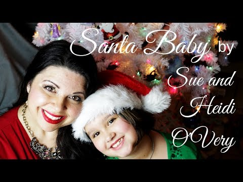 Santa Baby Parody, Sewing Parody, Santa Baby Spoof (Sue O'Very Designs)