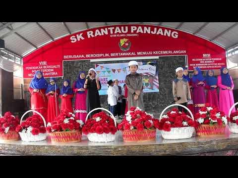 Lagu Di Pondok Kecil -Persembahan Hari Kanak-kanak oleh murid tahun 3  SK Rantau Panjang.