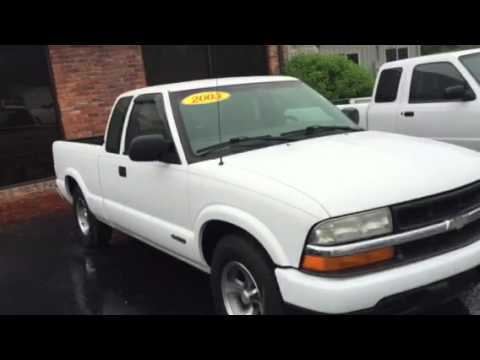 2003 Chevy S 10 Review