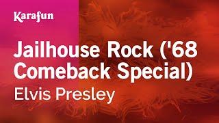 Karaoke Jailhouse Rock ('68 Comeback Special) - Elvis Presley *