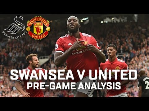 Pre-Game Tactical Analysis | Swansea City v Manchester United