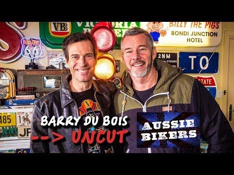 Jonesy chats with Barry du Bois (UNCUT)