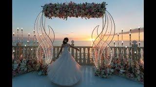Отзыв Алены и Егора о свадьбе у моря в Крыму