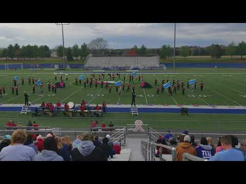 Annandale High School Marching Band State Assessment 2017