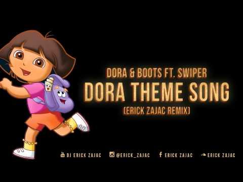 Dora & Boots ft. Swiper - Dora The Explorer Theme (Erick Zajac Festival Trap Remix)