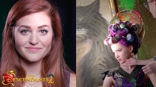 Evie Inspired Makeup Tutorial – 360Cinemaproductions