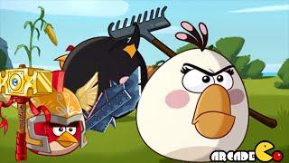 Angry Birds Epic: Unlocked New Cave 8 Strange Site Level 6
