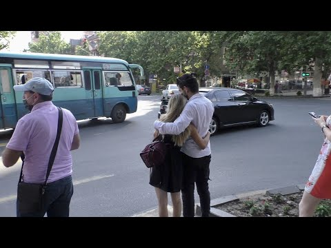 Yerevan, 06.07.20, Mo, Amiryan - Mashtots, Or 110,  Video-1.